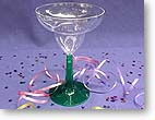 PLASTIC MARGARITA GLASSES - 12 Oz. (355 ml) MG1296GB