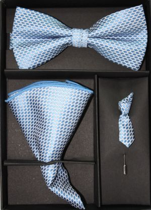 Bowtie, Tie Lapel Flower and Hanky 16170 BTH16170