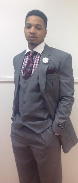 Classic 15 Suit  #Classic15Grey