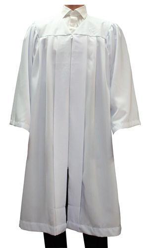 Baptismal Robe #baptismalrobe