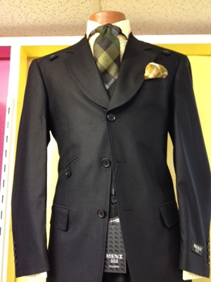 Menz Classic Suits - SIZES 36R TO 48R and 40L TO 48L AVAILABLE 4 COLORS MCS-SIZES36RTO48R40LTO48L