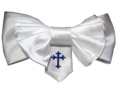Clergy MBT White-R.Blue CMBT-WHITE-R.BLUE