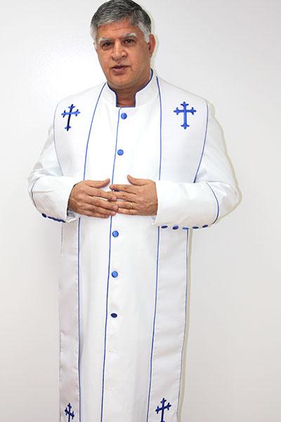 Menz Clergy Stole #CS