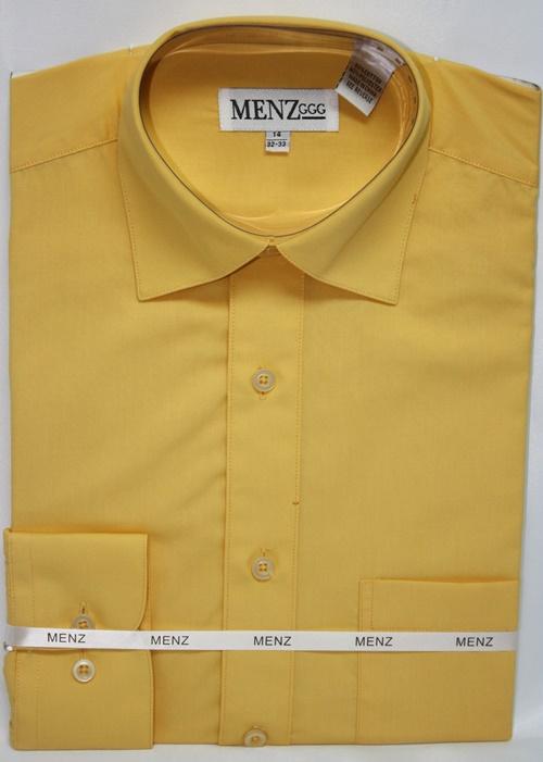Convertible Shirt-Gold CS-Gold