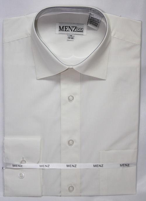 Convertible Shirt-Ivory CS-Ivory