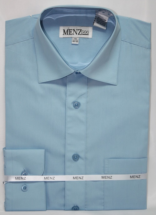 Convertible Shirt-Lt Blue CS-LtBlue