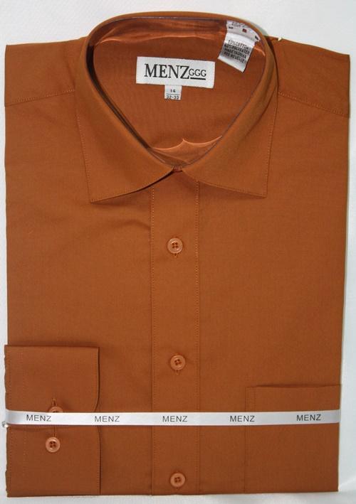 Convertible Shirt-Pumpkin CS-Pumpkin