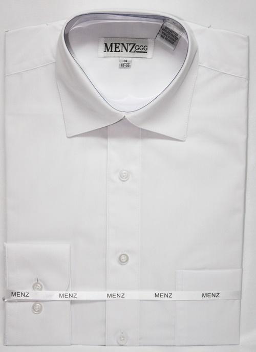 Convertible Shirt-White CS-White