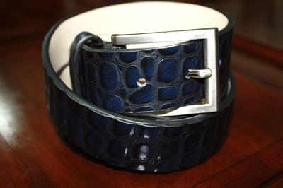 Dress/Casual Belt-BLT3-Navy BLT3-Navy