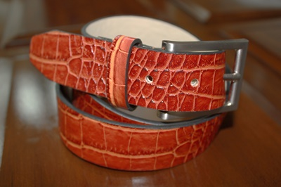 Dress/Casual Belt-BLT6-Cognac BLT6-Cognac