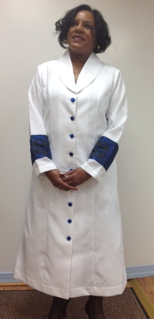 Ladies Clergy Robe #LCR