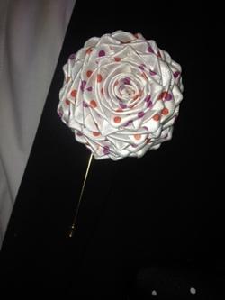 Lapel Flower08 lapel08