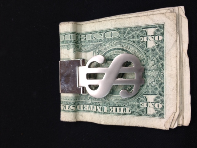 Money Clip #1 mc1