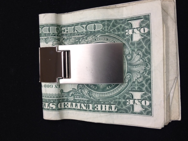 Money Clip #3 mc3