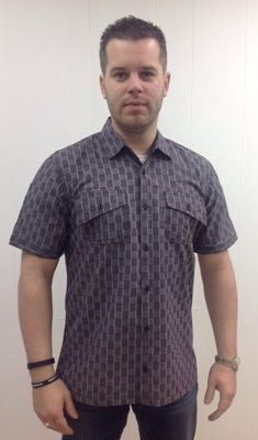 Short Sleeve Shirt-sss7 sss7