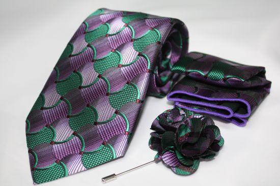 Tie Flower Hanky 15232 TFHS-15232