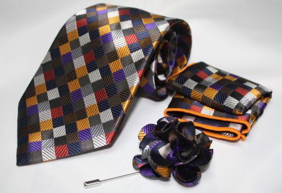 Tie Flower Hanky 15241 TFHS-15241