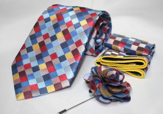 Tie Flower Hanky 15243 TFHS-15243
