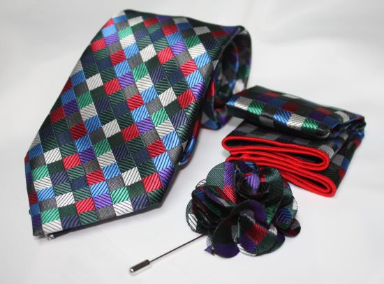 Tie Flower Hanky 15245 TFHS-15245